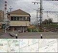 Строительство 4 главного пути Реутово - Железнодорожная (15190140131).jpg