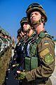 Тренування Нацгвадійців до параду військ з нагоди 25-ї річниці незалежності України IMG 5884 (29007671296).jpg