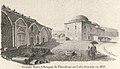 Турецкие бани и Мечеть Биюк Джами. Феодосия, 1833 г. (Альбом Дюбуа де Монпере ).jpg