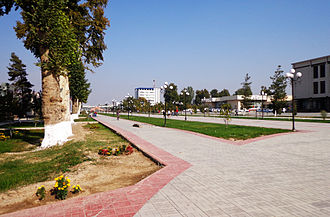 Fergana - City Center