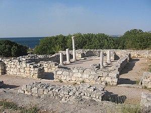 History of Crimea - Chersonesos in modern Sevastopol