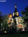 Храм Воскресения Христова на бывшем Семеновском кладбище.JPG