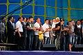 """Церемония награждения ФК """"Металлист"""" бронзовыми медалями сезона 2010-11 (6498886495).jpg"""
