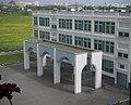 Школа № 6 города Железнодорожного, вид из окна.jpg