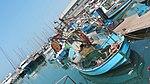 סירה בנמל יפו.jpg