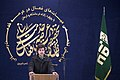 همایش هیئت های فعال در عرصه خدمت رسانی در قصر شیرین که به همت جامعه ایمانی مشعر برگزار گشت Iran-Qasr-e Shirin 04.jpg