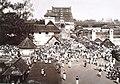 പദ്മനാഭസ്വാമി ക്ഷേത്രത്തിലെ ഉത്സവമെഴുന്നുള്ളത്ത്. (1901).jpg