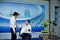 """นายกรัฐมนตรี ออกรายการ """"เชื่อมั่นประเทศไทยกับนายกฯอภิส - Flickr - Abhisit Vejjajiva.jpg"""