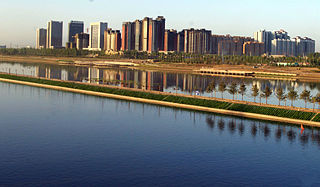 Yaodu District District in Shanxi, Peoples Republic of China