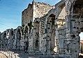 亞爾競技場 Arles Amphitheatre - panoramio.jpg