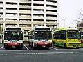 光明池駅前にて Kōmyōike station 2012.12.14 - panoramio.jpg