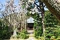 桜と常楽寺.JPG