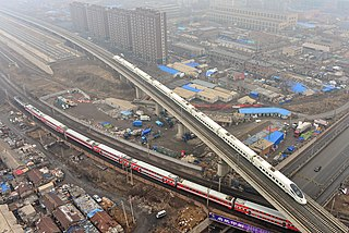 Changchun–Jilin intercity railway