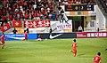 香港隊0比2敗於巴林隊。(美國之音湯惠芸).jpg