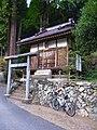 高山不動尊付近、三輪神社 - panoramio (1).jpg