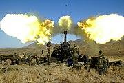 155mm榴弾砲FH7019.9.10 「伝説の炎」米国における特科長射程射撃 R 装備 88.jpg