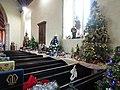 -2019-12-14 Christmas tree festival 2019, Church of St John the Baptist, Trimingham (2).JPG