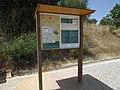 .23-06-2017 Map and directory displays, GR13.7, Via Algarviana, Albufeira.JPG
