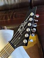 7 bc rich string ironbird Bc Rich