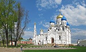 Николо-Угрешский монастырь. Спасо-Преображенский собор