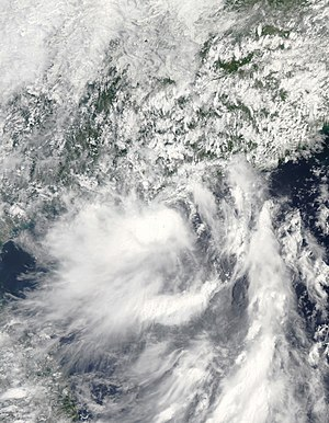 2016 Pacific typhoon season - Image: 01W 2016 05 27 0540Z