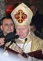 02018 0016(1) Adam Szal, Die Enthüllung und Segnung der neuen Statue des Erzengels Michael zu Sanok.jpg