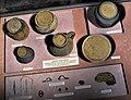 02018 0564 (2) Grabbeigaben aus dem Skelett-Frauengrab (260 bis 310 n. Chr.) der Przeworsk-Kultur, Morawianki, Bejsce.jpg