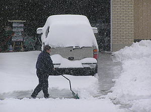 Don't risk a heart attack shoveling snow. Follow these health tips and be safe