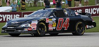 Kevin Lepage - 2010 Nationwide car