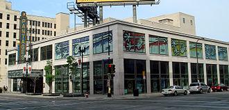 Pantages Theatre (Minneapolis) - Image: 051907 007 Pantages