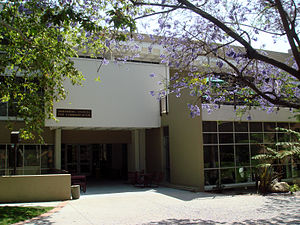 USC Annenberg School for Communication and Journalism - Image: 052707 021 USC Annenberg