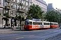 056R24270679 Schottenring, Haltestelle Börse, Linie 25K, Typ E1 4682.jpg