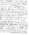 05 - Undated letter (circa 1830s) from Lucy and Mary Ann Mansel to Herbert Mansel, Charles Childs closest sibling.jpg