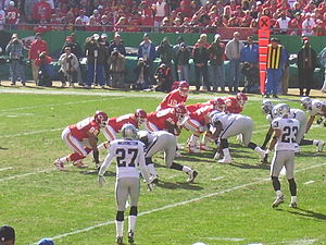 2006 Kansas City Chiefs season - Kansas City on offense