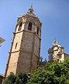 066 El Miquelet, campanar de la Catedral de València.JPG