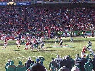 2008 Miami Dolphins season - Image: 081221Dolphins Chiefs 03