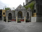 09072jfSaint Francis Church Bells Meycauayan Heritage Belfry Bulacanfvf 06.JPG