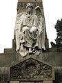 099 Panteó de Leandre Albareda, detall.jpg