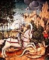 0 St Georges terrassant le dragon - Museo Gazzola 2.JPG