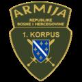 1. Korpus Armije RBIH v1.png