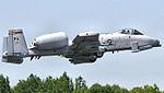 103d Fighter Squadron Fairchild Republic A-10A Thunderbolt II 79-0219.jpg