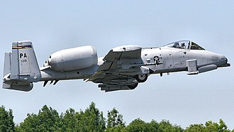 103d Fighter Squadron - Image: 103d Fighter Squadron Fairchild Republic A 10A Thunderbolt II 79 0219