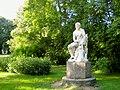 "105. Pavlovsk park. Statue ""Erminia"".jpg"