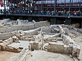 106 Mercat del Born, excavacions arqueològiques de la Ribera.JPG