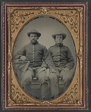 10th Virginia Cavalry - Image: 10th virginia cavalry
