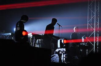 Goose (band) - Goose at Paaspop 2013