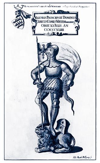 Ulrich III, Count of Württemberg - Ulrich III