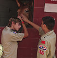 13th SC(E) hosts Mabank, Texas, Boy Scouts for day at Hood 130914-A-BR605-356.jpg