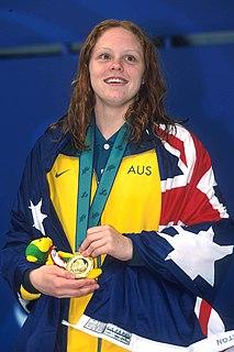Siobhan Paton Australian Paralympic swimmer