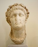 1461 - Archaeological Museum, Athens - Claudius - Photo by Giovanni Dall'Orto, Nov 13 2009.jpg